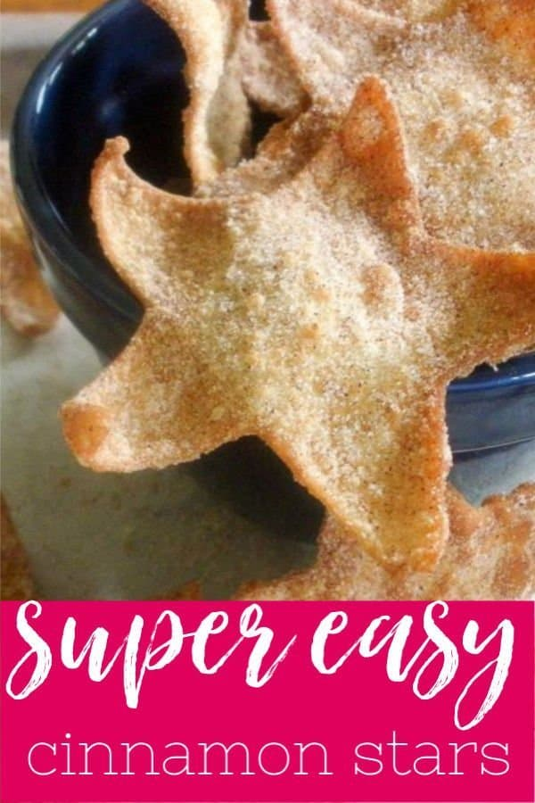 pinterest picture of cinnamon stars