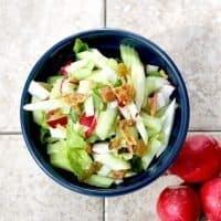 Crispy Celery Slaw