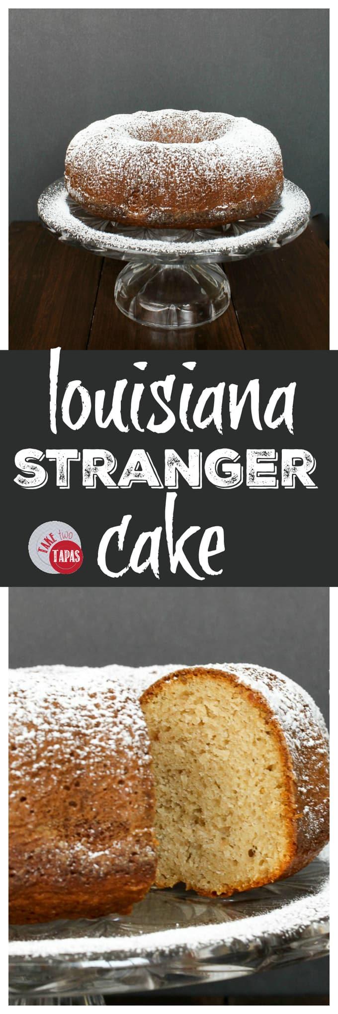 How To Make A Louisiana Stranger Cake For Freezing!