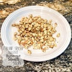 Italian Spice Toasted Butternut Squash Seeds