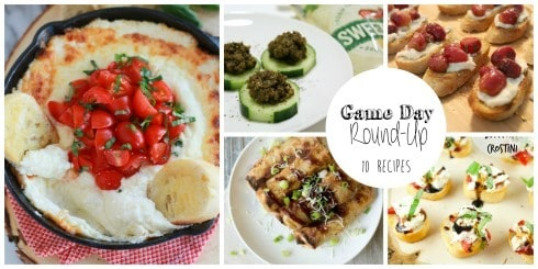 Game Day Round Up | Take Two Tapas