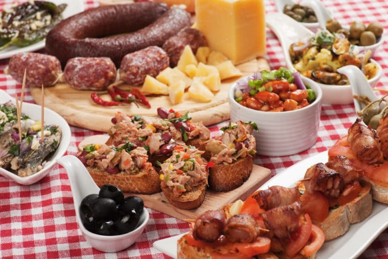 Spanish Tapas Party | Take Two Tapas | #Spanish #Tapas #Party #MenuIdeas