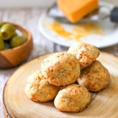 Blue Cheese Jalapeno Cheese Truffles