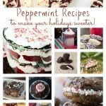 Peppermint Recipes for Monday Maelstrom