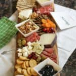 Summer Antipasto Tapas Cheese Board