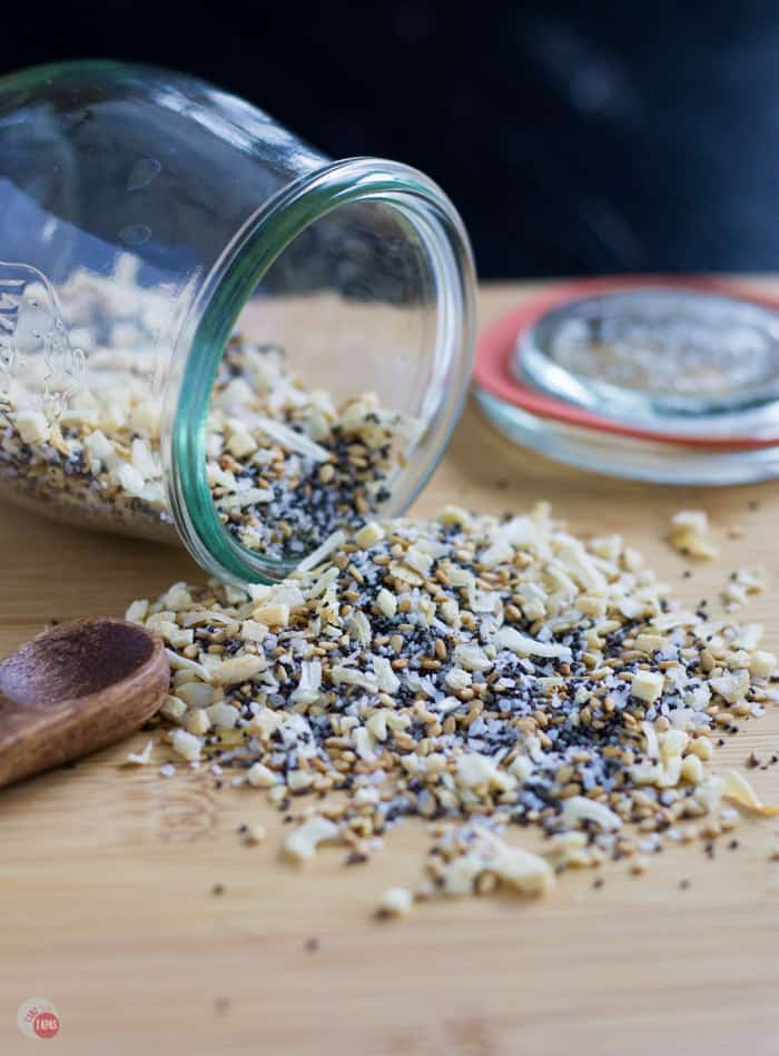 Forget Trader Joe's - try my Everything Bagel Seasoning | Take Two Tapas | #EverythingBagel #EverythingBagelSeasoning #BagelSeasoning #TraderJoes