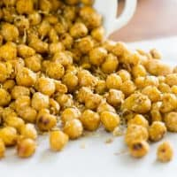 Pan Roasted Spicy Chickpeas – Freaky Friday