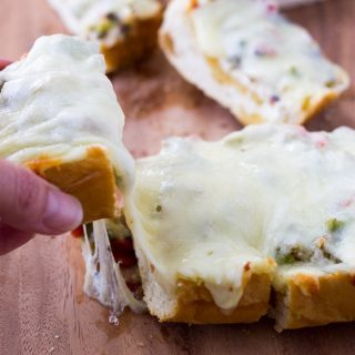 Cheesy Olive Bread Recipe | Take Two Tapas | #OliveBread #CheeseBread #Appetizer #PartyFoods