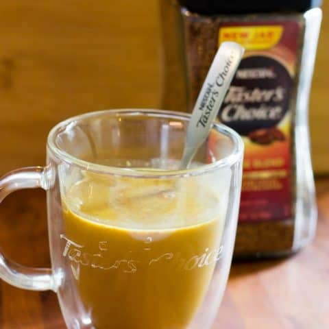New Coffee Golden Milk Turmeric Latte