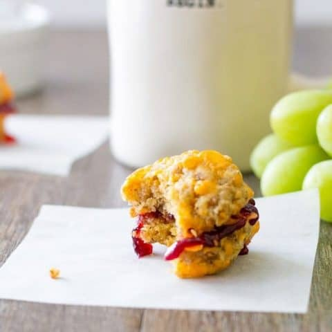 Sausage Ball and Jelly Breakfast Sliders