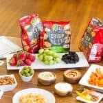 When you are ready to start tracking your bracket for the basketball tournament, you need to have some healthy options to keep you light on your feet! Healthier snacking options allow you to cheer for your team and yell at the referees when they make a bad call! Bracket Tracking and Healthier Snacking for the Basketball Tournament | Take Two Tapas