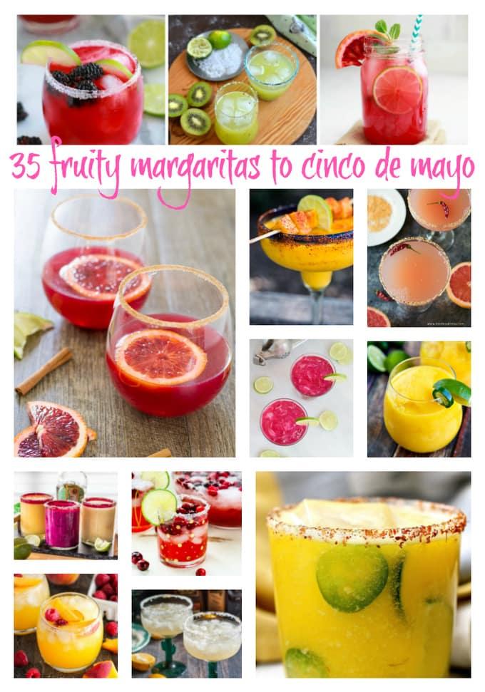 35 Margaritas for Cinco de Mayo | Take Two Tapas
