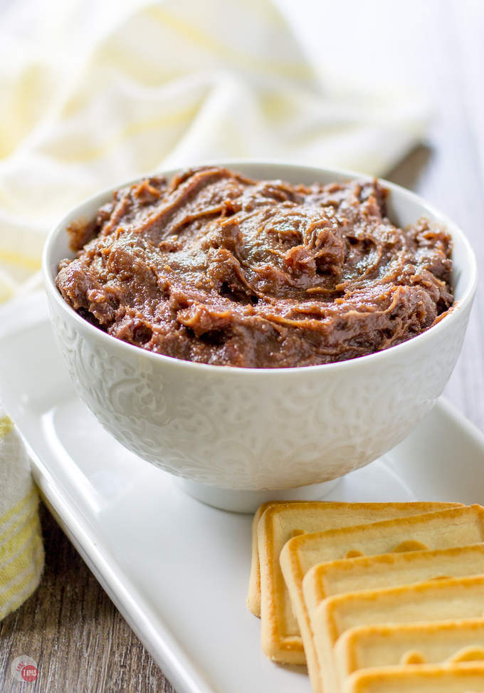 Derby Pie Dip for your Kentucky Derby Party | Take Two Tapas
