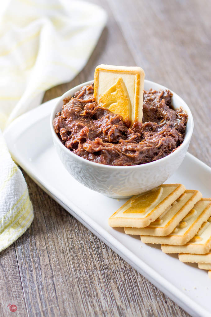 Kentucky Derby Pie in a Dip | Take Two Tapas