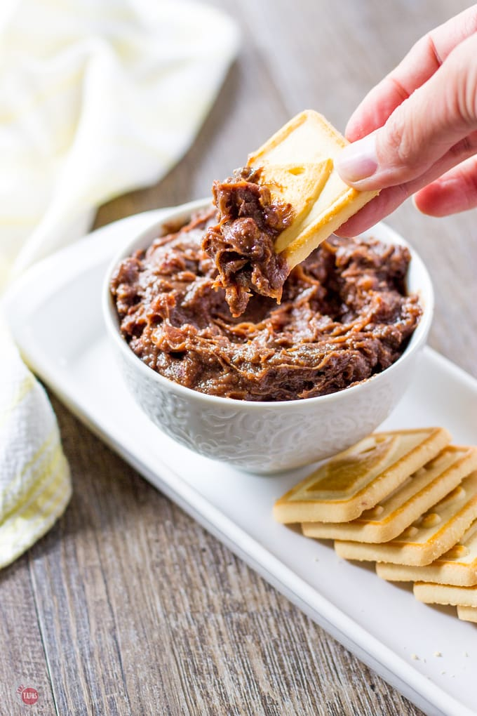 Derby Pie in a Dip | Take Two Tapas