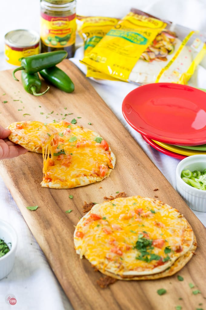 Mexican Pizza Party Night | Take Two Tapas
