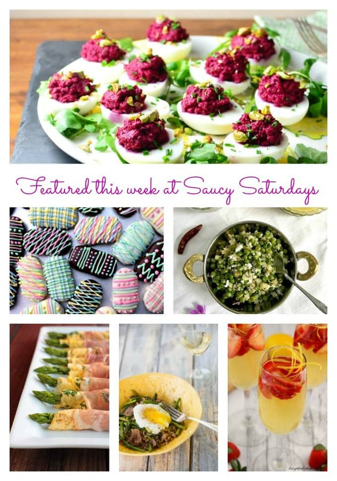 Saucy Saturdays #91 Blog Meet #SaucySaturdays Features | Take Two Tapas