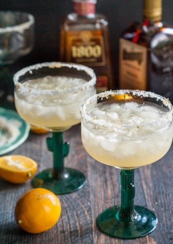 Meyer Lemon Margarita | My Life Cookbook