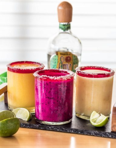 Exotic Tropical Margarita | Beyond Mere Sustenance