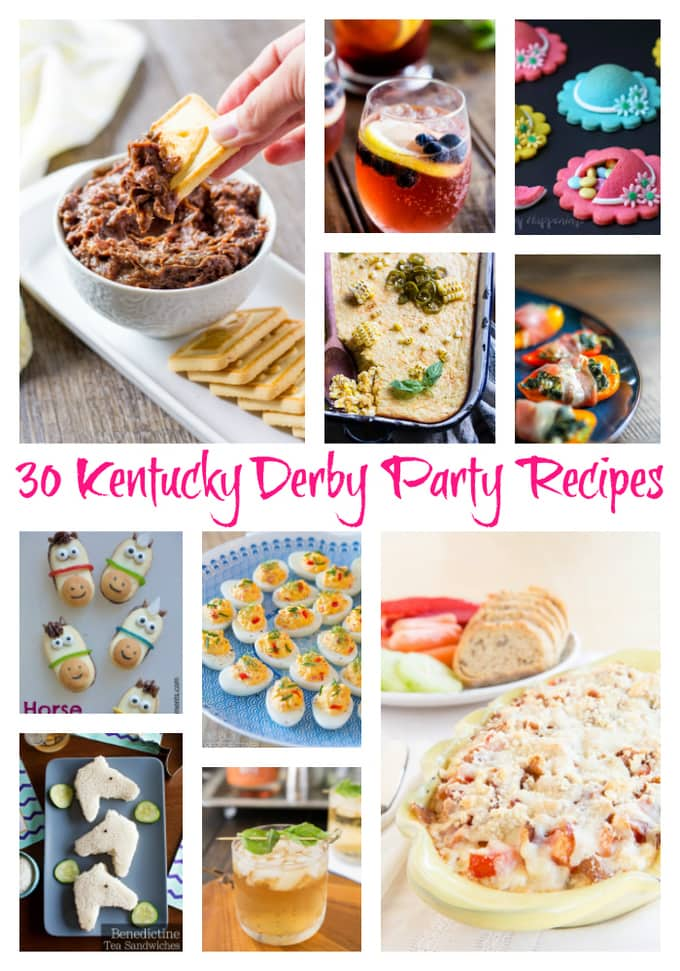 Kentucky derby party fabulous recipes watching the horses and hats kentucky derby party recipes take two tapas kentuckyderby derbyparty derbyhat forumfinder Image collections