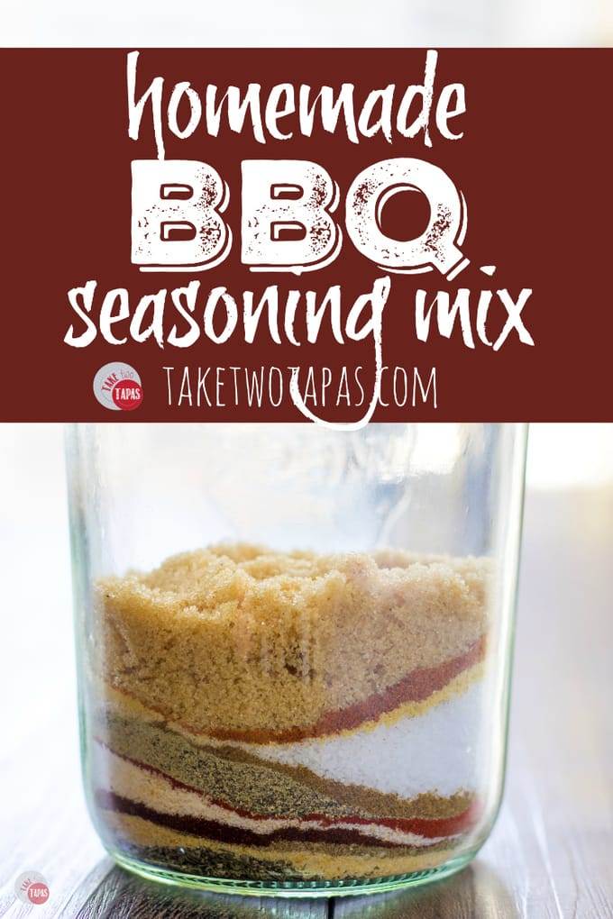 Homemade Bar-B-Que Seasoning | Take Two Tapas