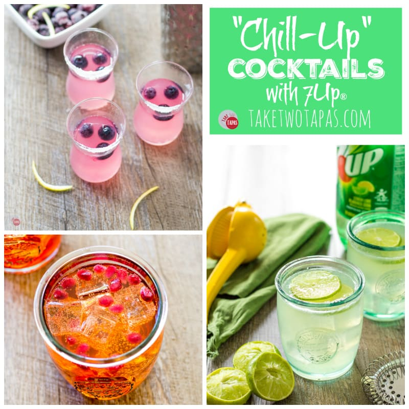 ChillUp Cocktails, Mocktails, and Shots | Take Two Tapas