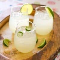 3 Ingredient Margarita
