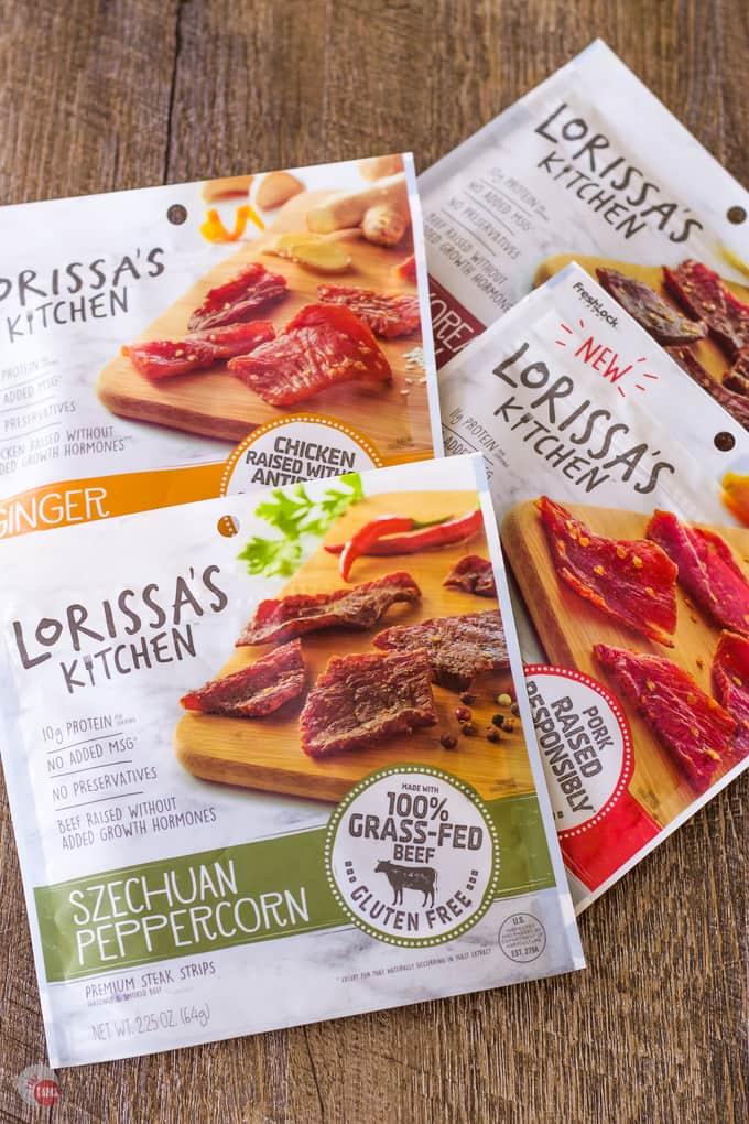 Lorissa's Meat Snacks for Hiking   Take Two Tapas