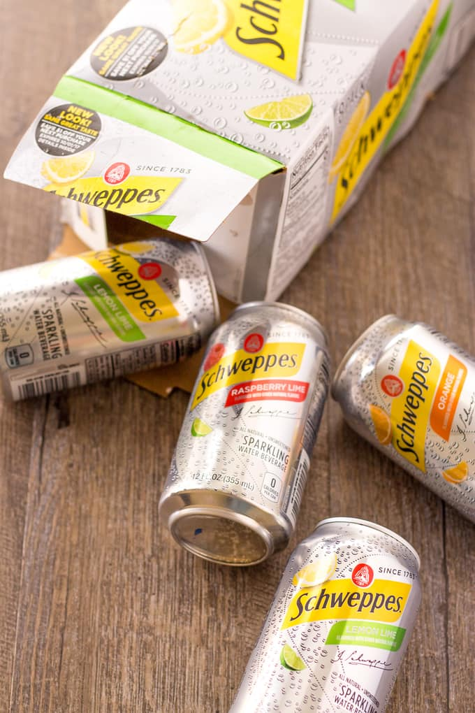 The Sophisticated way to stay hydrated this summer is Schweppes Sparkling water | Take Two Tapas