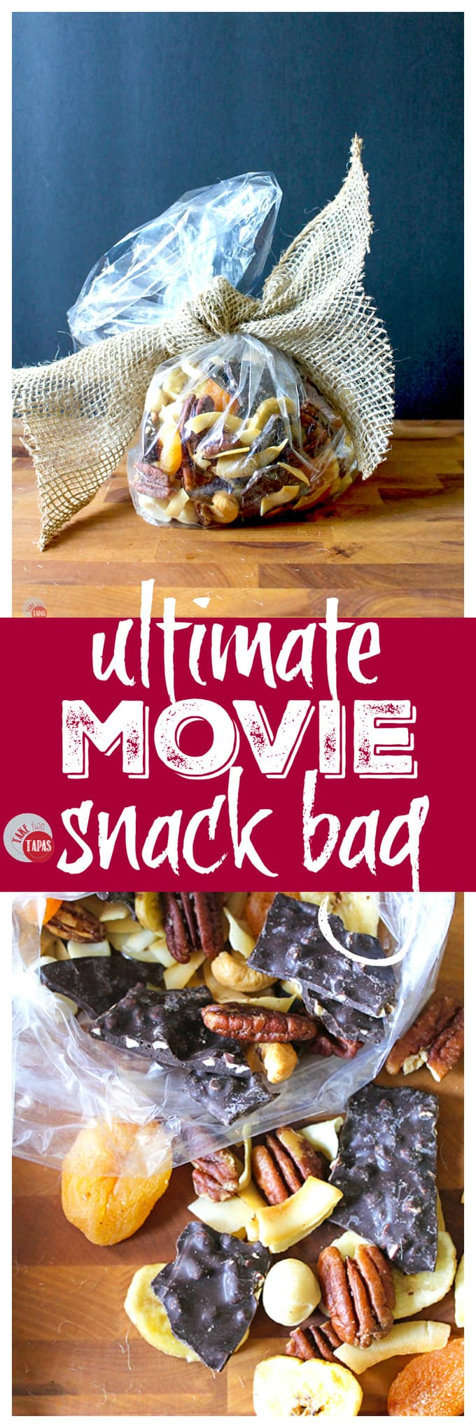 Movie Snack Bag For Ultimate Movie Watching | Take Two Tapas | #moviesnacks #ConcessionStands #Snacks #Movies #Summer