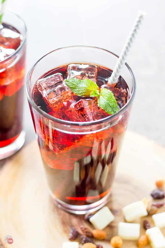 Kalimotxo Sangria Cocktail | 2 Ingredients | Take Two Tapas
