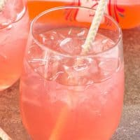 Pink Passion Party Punch