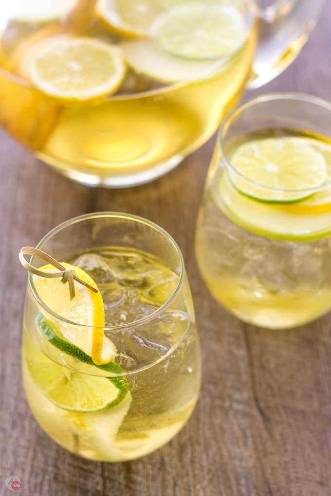 Perfect Sangria Every Time with 5 Practical Tips | Take Two Tapas | #Sangria #TipsforSangria #SummerEntertaining #SangriaRecipes #AppleSangria