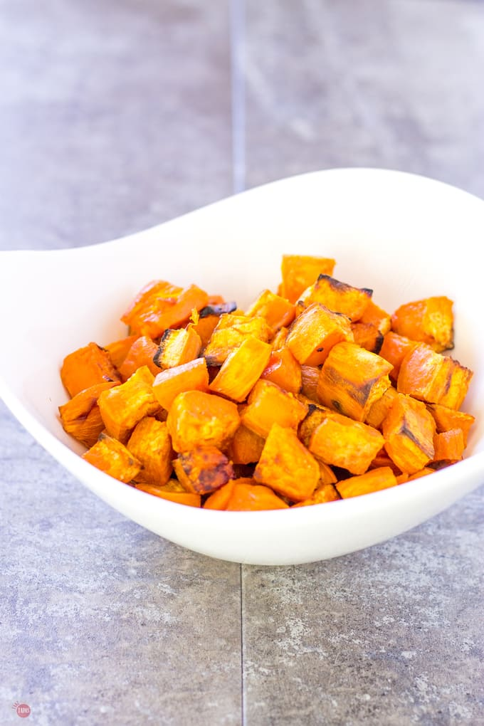 Sweet Potato Patatas Bravas Recipe | Take Two Tapas