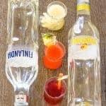 Tropical Mini Cocktails | Take Two Tapas