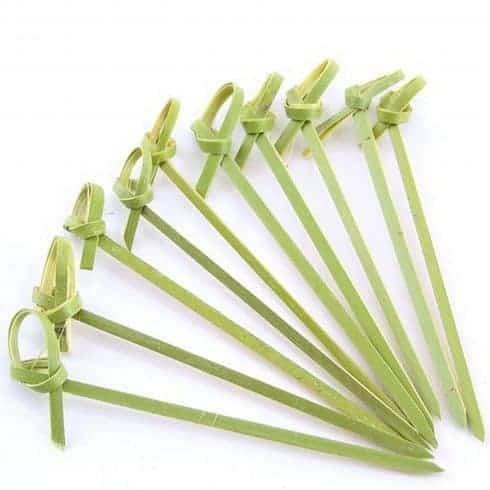 Bamboo Skewers | Take Two Tapas