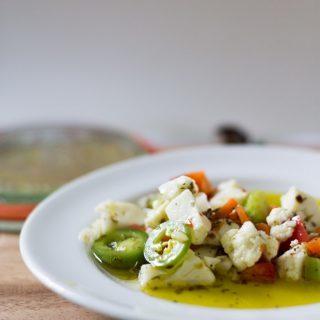 Giardineria Pickled Vegetable Relish | Take Two Tapas