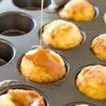 Marshmallow bombs with bourbon caramel sauce | Take Two Tapas | #Marshmallow #bombs #Breakfast #crescentrolls #rolls #crescent