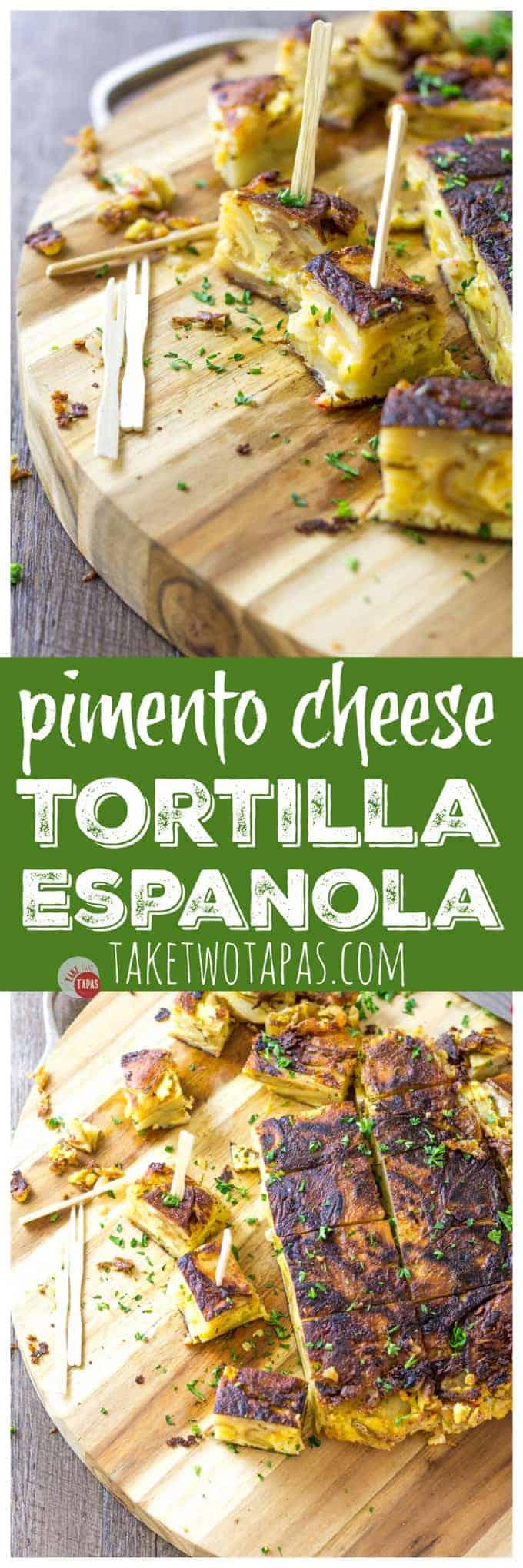 Southern Tapas with Pimento Cheese Tortilla Espanola | Take Two Tapas