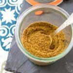 Homemade Shawarma Seasoning – Less Intense Version
