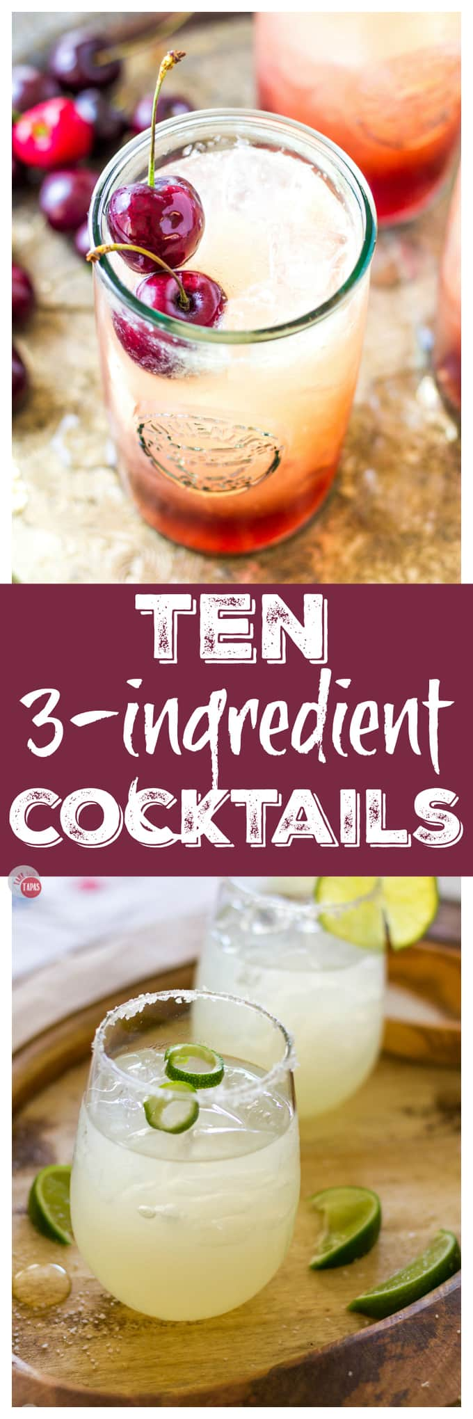 3 Ingredient Cocktails For Easy Entertaining And Quick Thirst Quenchers