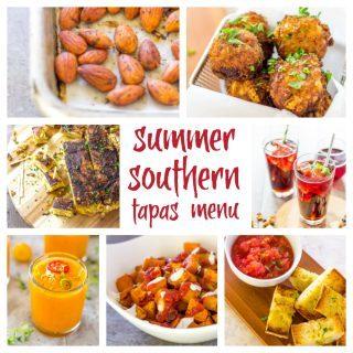 Southern Tapas Summer Menu | Take Two Tapas