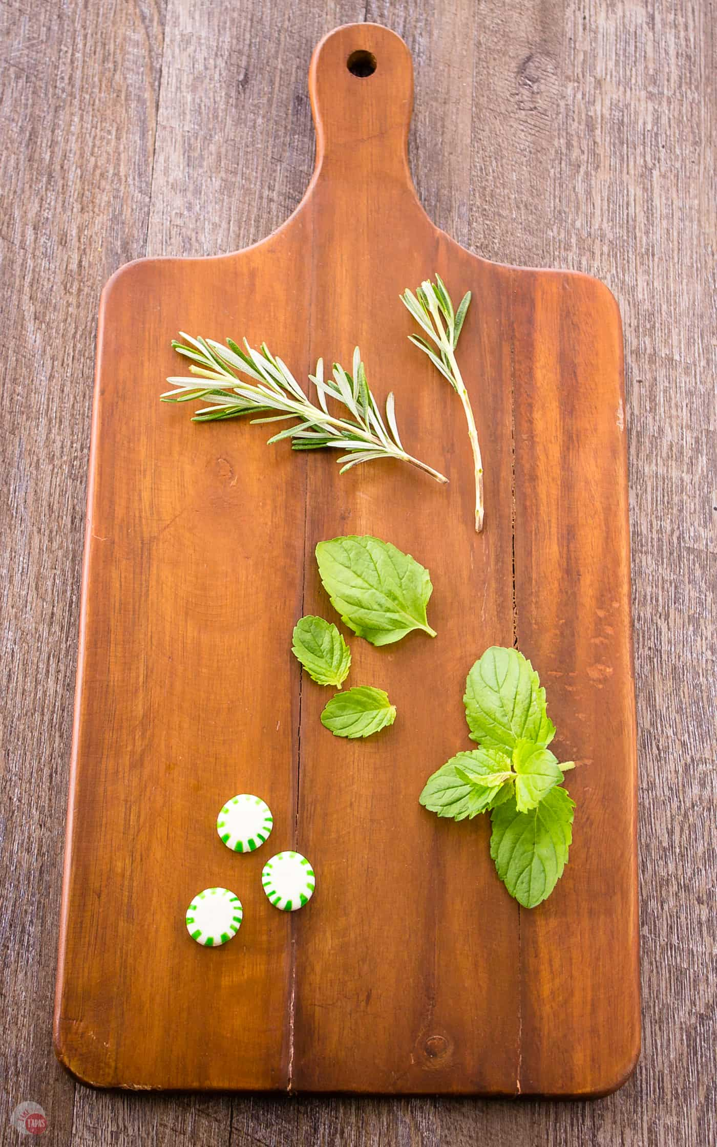 Fresh herbs and candies make great cocktail garnishes too! #CocktailGarnishes #Garnishes #Cocktails | Take Two Tapas | #CocktailGarnishes #Cocktails #Garnishes #Bartender