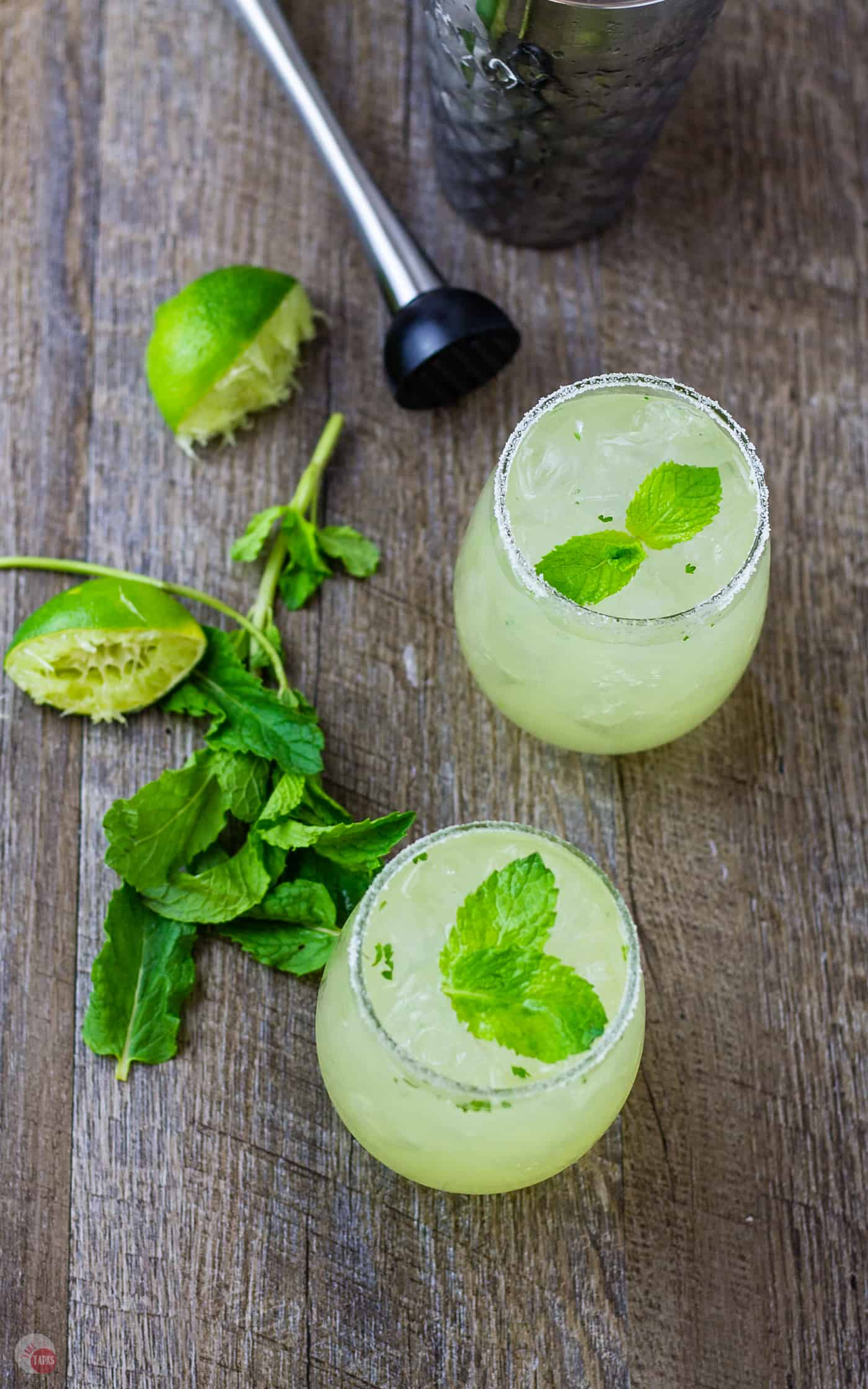 Make a Mariachi Mash for you and your guest! | Take Two Tapas | #Limoncello #Lime #Tequila #Cocktails #SummerEntertaining #EasyCocktails