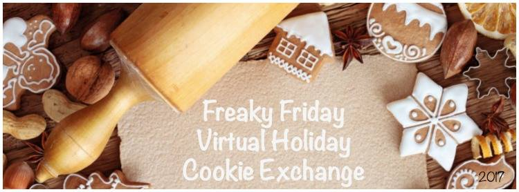 Freaky Friday Virtual Holiday Cookie Exchange 2017 | Take Two Tapas