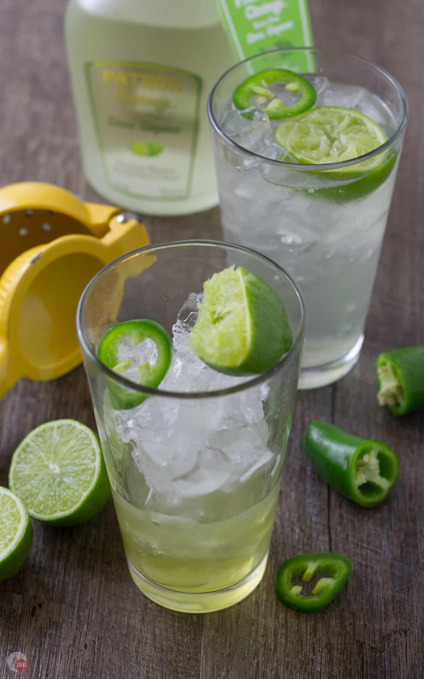 3 Ingredients is all my Lime Coconut Cooler takes!   Take Two Tapas #LimeCoconut #Lime #Coconut #Cooler #Cocktails