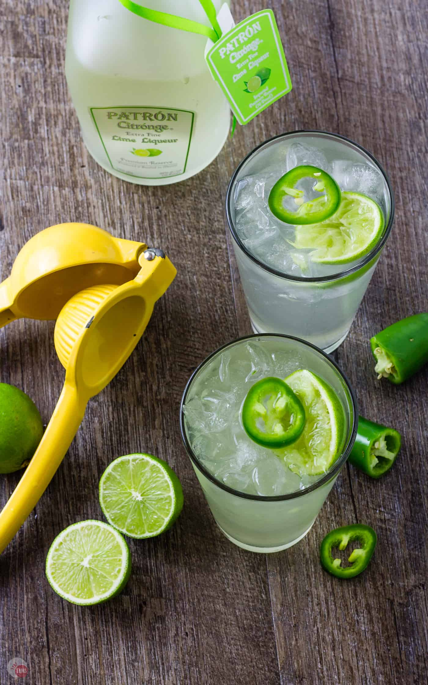 Lime and Coconut in a Cocktail! Lime Coconut Cooler | Take Two Tapas #Cocktail #Coconut #lime #Tequila