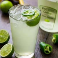 Lime Coconut Cooler