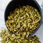 Southwest Pepitas – Spicy Taco Seasoned Pumpkin Seeds