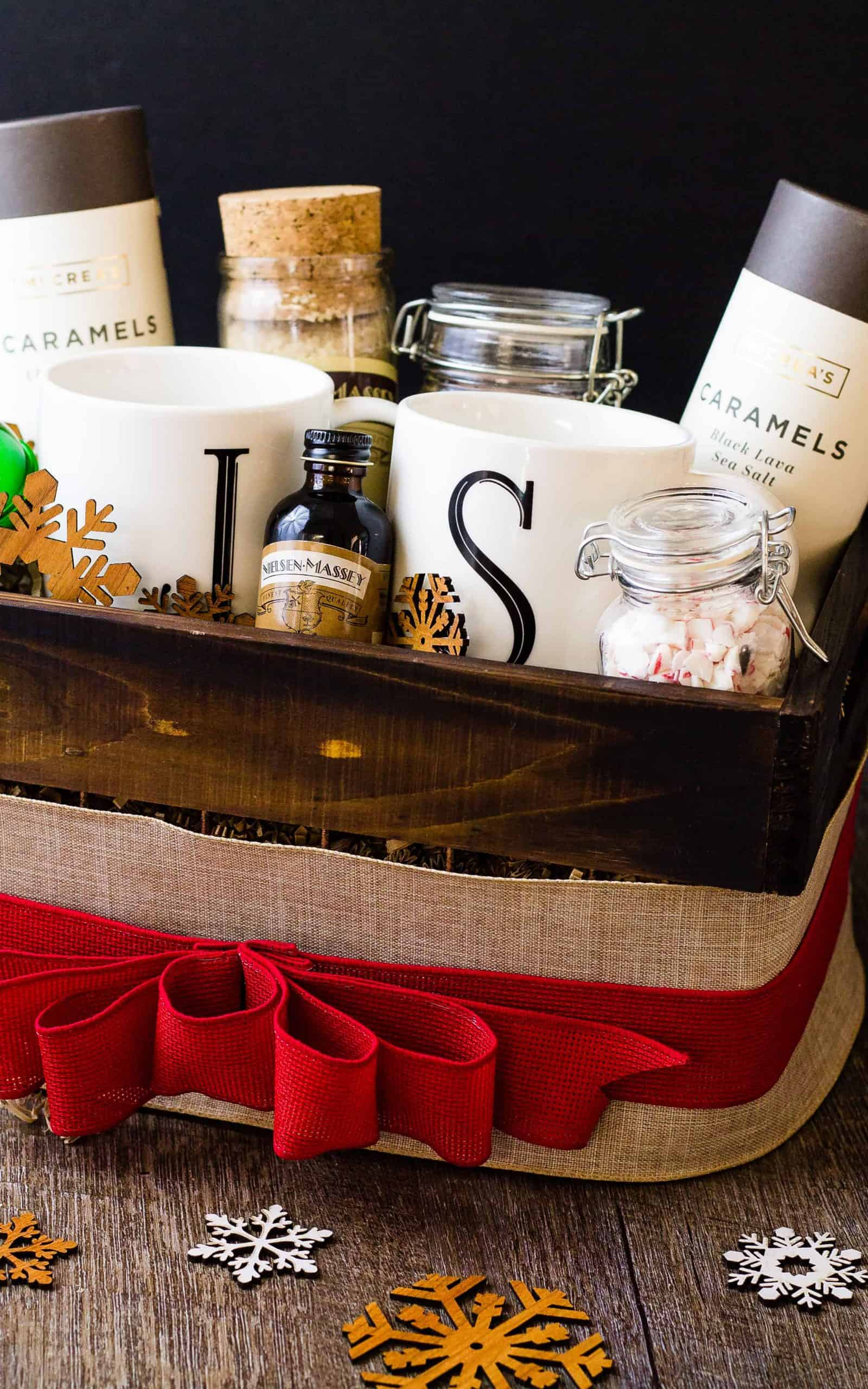 Gift Wrapping Get Away Gift Basket